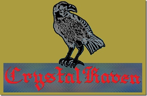 crystal raven