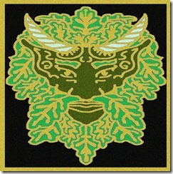 the green man-2