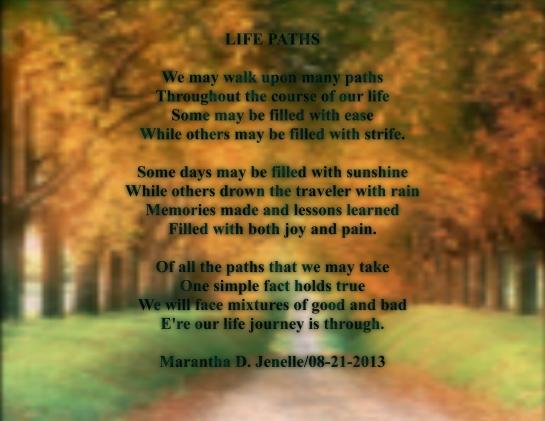 life paths